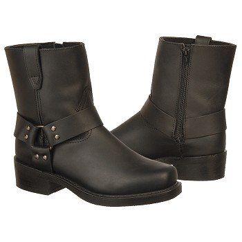 Mens Dingo Rev Up Boots Black