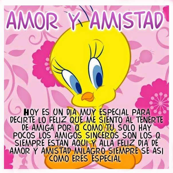 Frases De Amor Para El Dia Del Amor Y Amistad Letras Pinterest