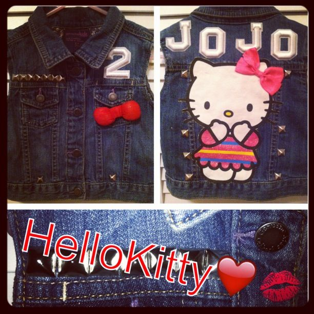 Style your kid in trendy Denim vests of their choice characters by Authentic Loyalty