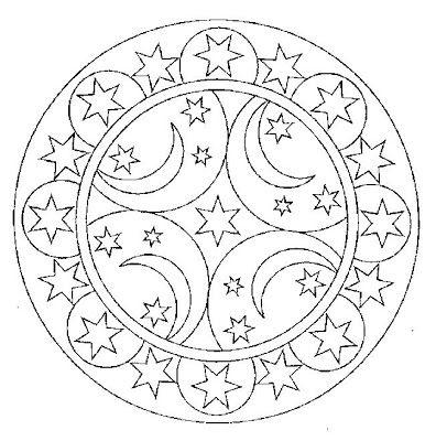 Mandala Mandalaszendalas Mandalas Para Colorear Mandalas Y