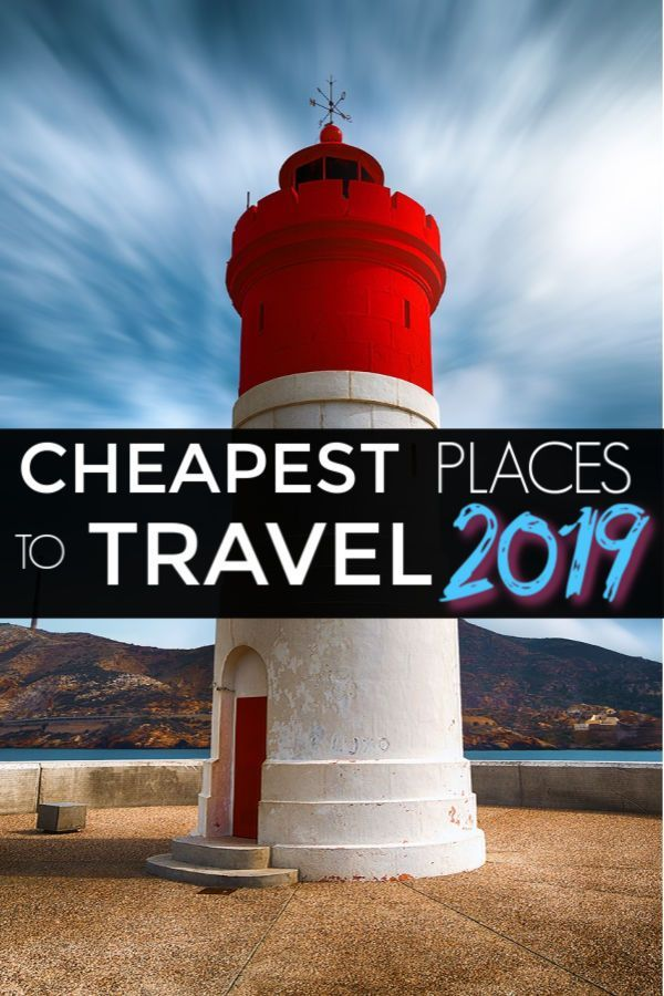 Cheapest Places to Travel 2020  Cheap places to travel, Vacations in the us, Places to travel