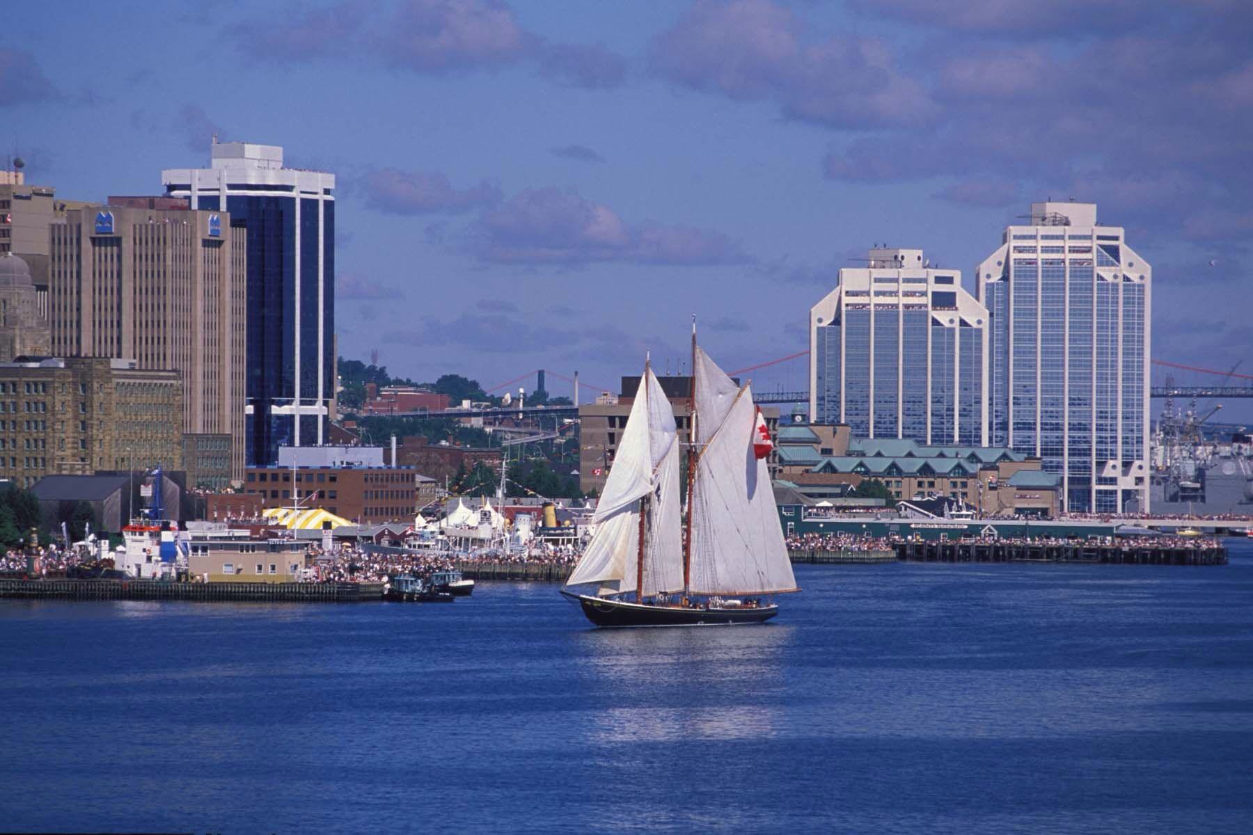 Halifax Harbour - NS