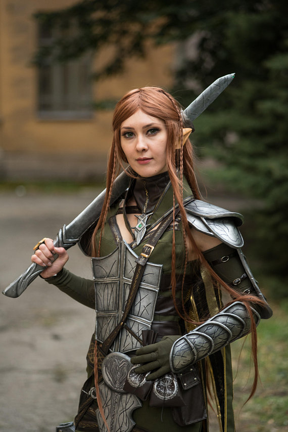 The Elder Scrolls SKYRIM High Elf Cosplay Costume | Products