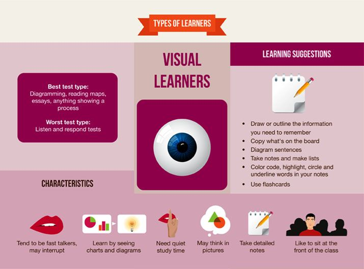 17 Best images about Learning Styles on Pinterest | Medical ...