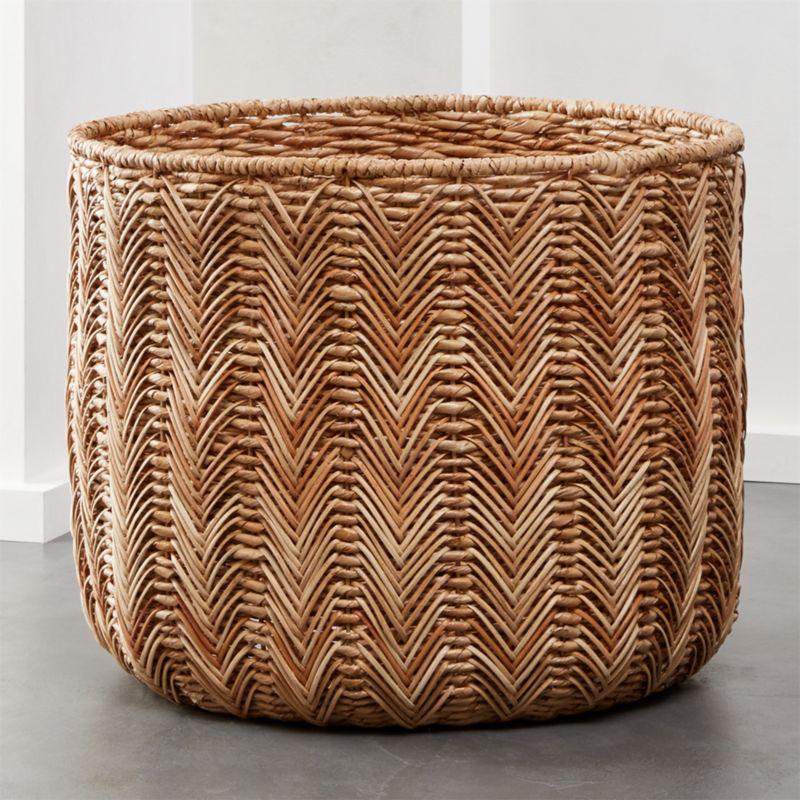 Merced Large Seagrass Basket Reviews Seagrass Basket Basket Sea Grass