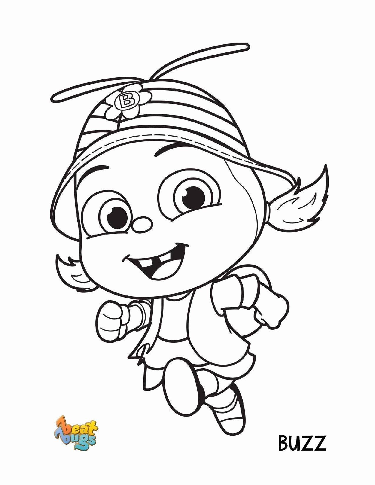 Bug Coloring Pages For Preschoolers Luxury Octonauts