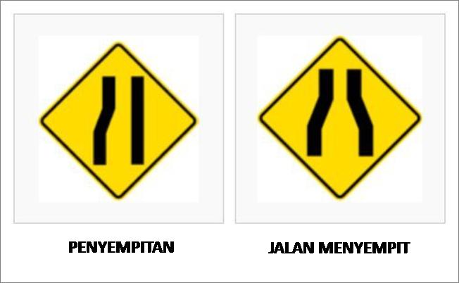 Gambar Rambu Tanda Lalu Lintas Jalan Raya Lengkap Rambu Lalu