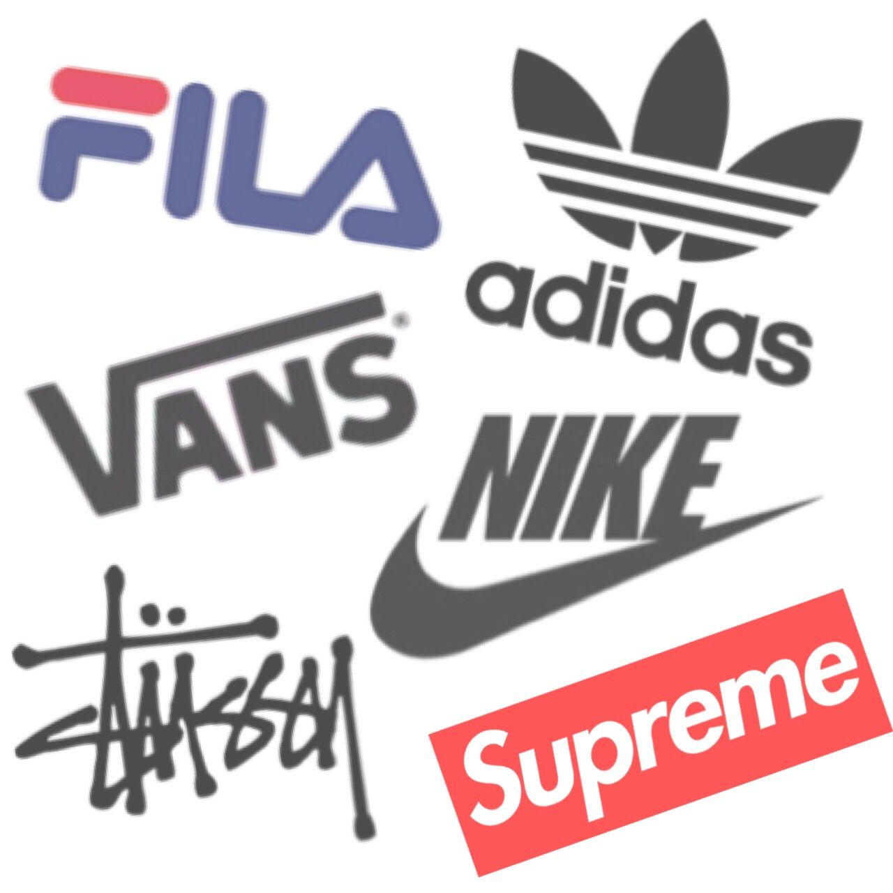 Fila Adidas Vans Nike Supreme Stussy Adidas Iphone Wallpaper Work Motivational Quotes Store Design Interior