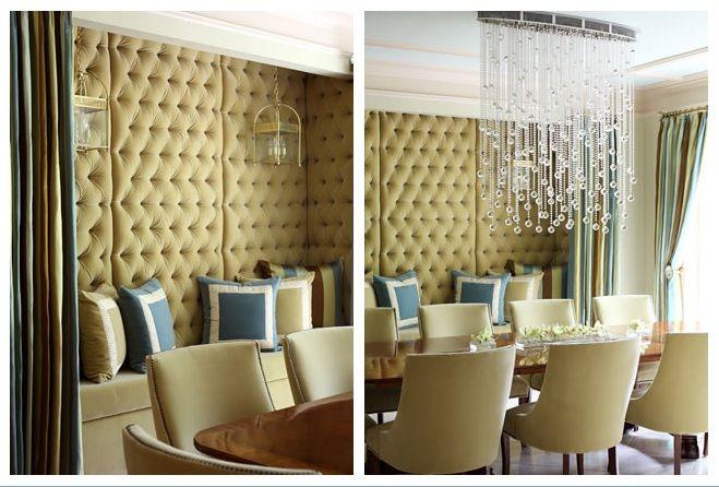 Everything pillows chandelier interiors pinterest - Ouderlijke doucheruimte kleedkamer volgende ...