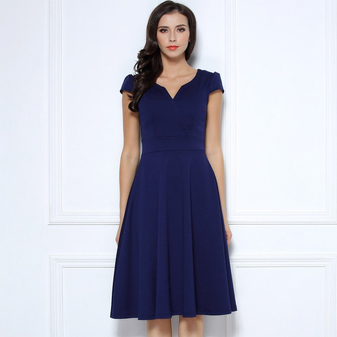 Formal Women\'s Cocktail Dress Casual #dressescasualcocktail ...