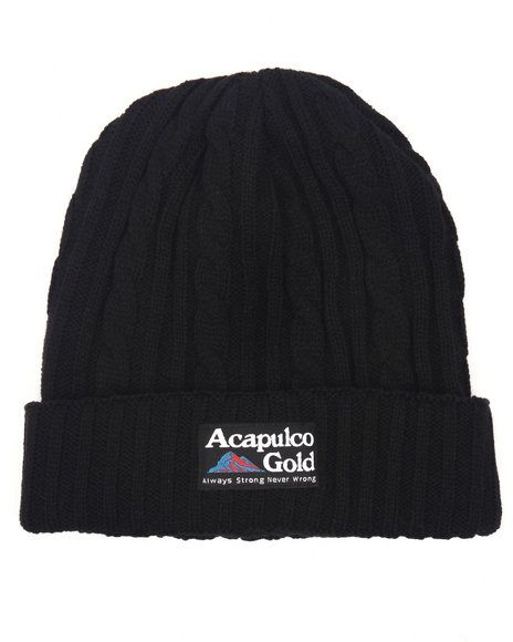 86d755daa8d Find Kilimanjaro Beanie Men s Hats from Acapulco Gold   more at DrJays. on  Drjays.com