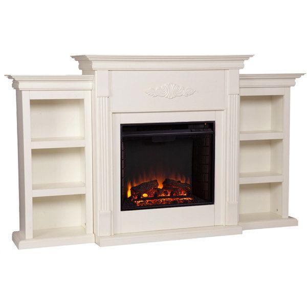 Overstock Fireplace