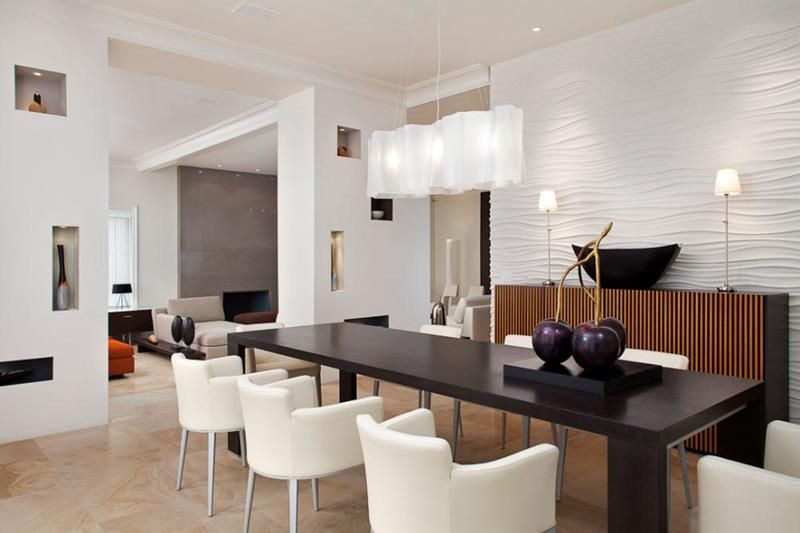 27 Beautiful Dining Rooms That Will Make Your Jaw Drop - Page 3 of 6 - Beautiful Dining Rooms
