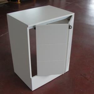 Mobile lavatrice casa pinterest mobili decorazioni for Coprilavatrice in legno