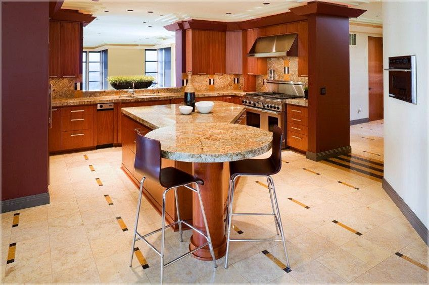 l shaped kitchen designs no island kitchen island ideas and pictures kitchenislandideas l on kitchen island ideas v shape id=88808