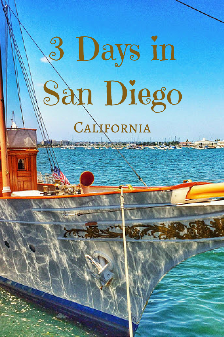 3 Days in San Diego Itinerary - What to See and Do | San ...