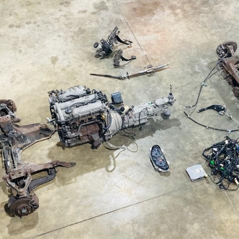 Build Your Own F1 Legend From A Single Mazda Mx 5 Donor Tipo184 Mazda Mx5 Mazda Mx Sci Fi Spaceship