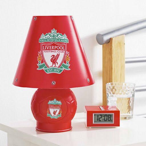 exciting football theme bedroom lfc room idea   Liverpool Bedroom Accessories   Bedroom accessories ...