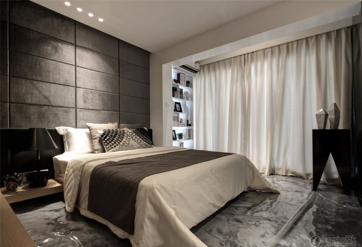 Bedrooms Curtains Designs Simple Tricks For Luxury Bedroom Curtains Design  Bedroom