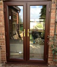 Details About Upvc French Doors 1100mm 1200mm Various Colours Other Sizes Available French Doors Upvc