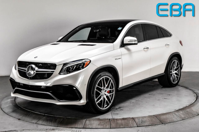 2016 Used Mercedes Benz 4matic 4dr Amg Gle 63 S Coupe At Elliott