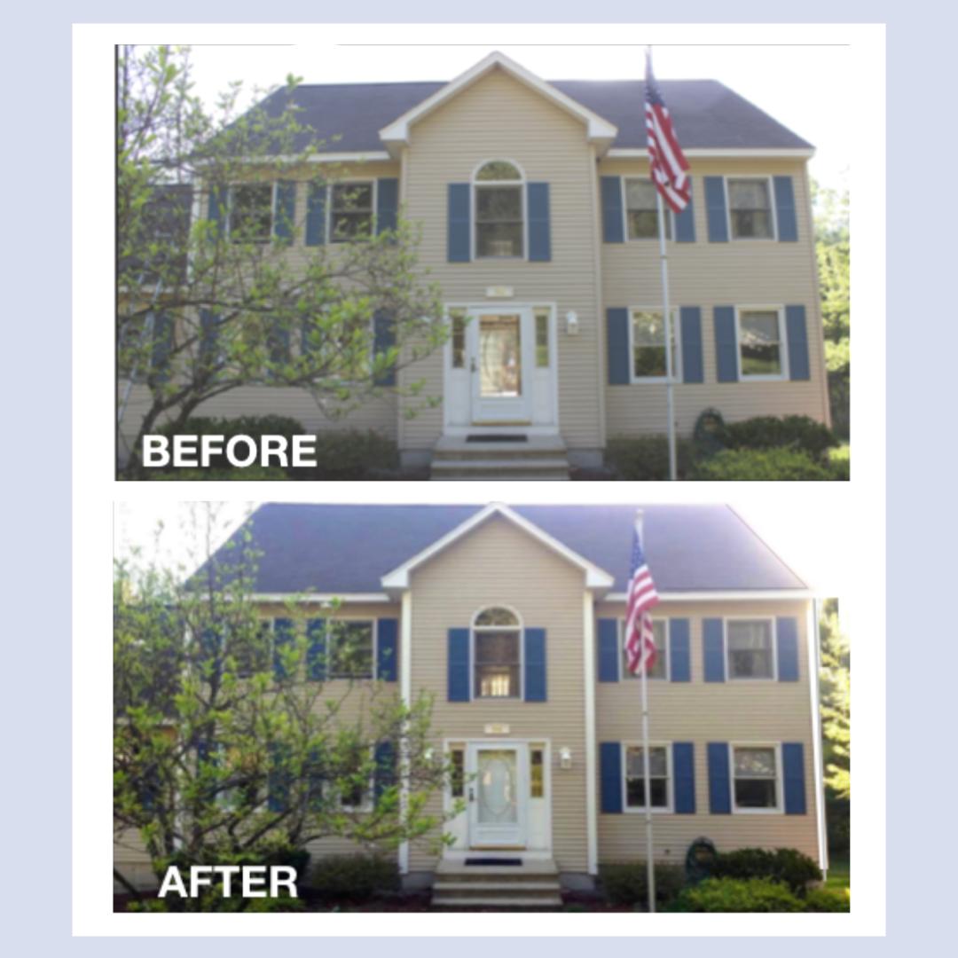Make Your Home Look New Again Vinyl Siding Home Look Siding