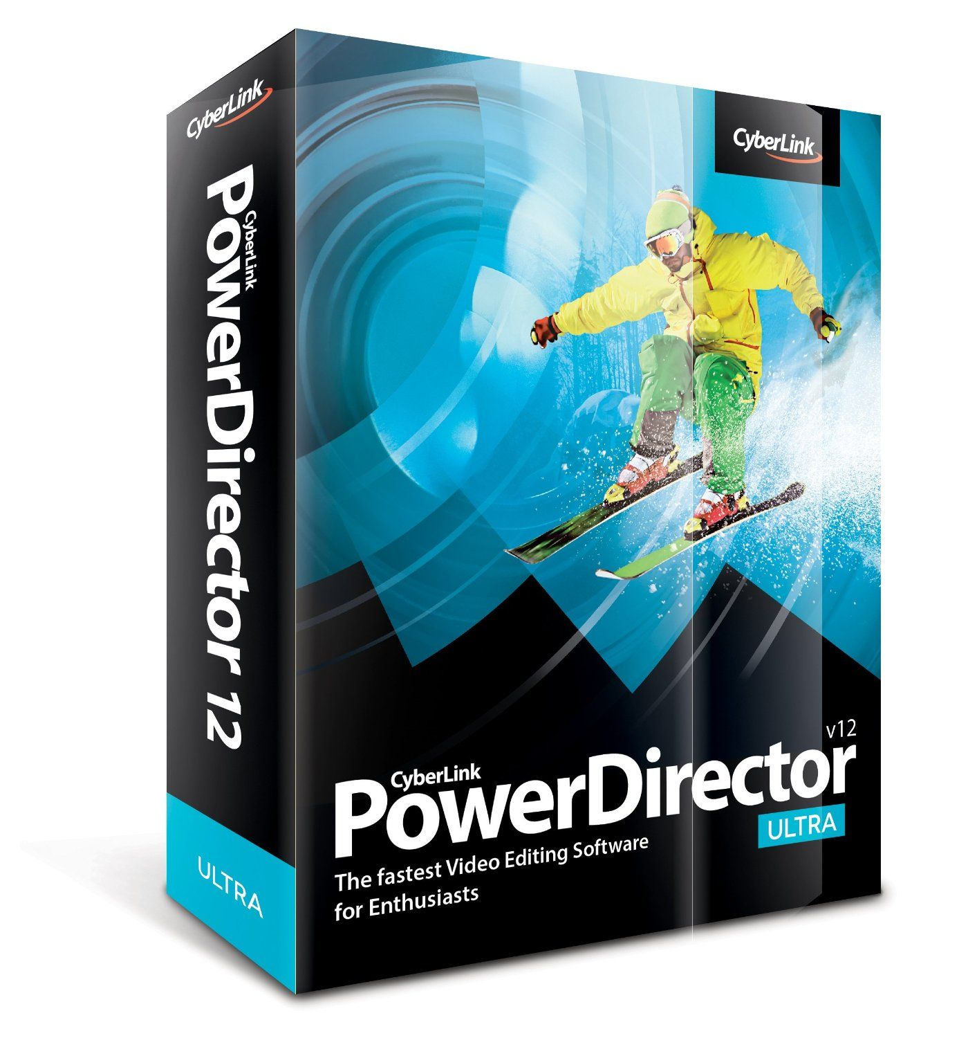 cyberlink powerdirector 12 crack ultra and activation key full version free download