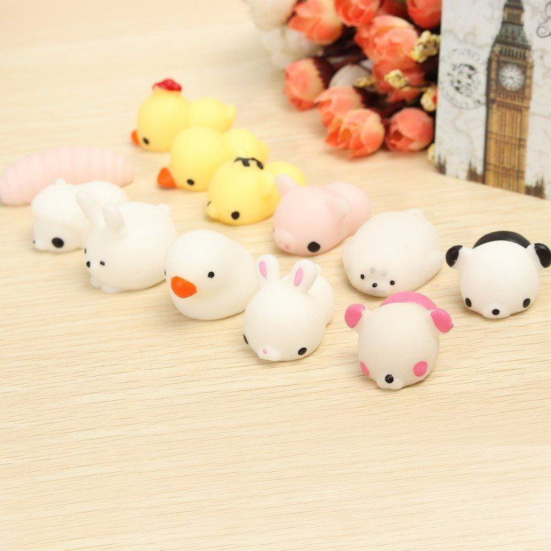 Luggage & Bags Funny Novelty Children Toys Stress Reliever Gift Decor Bag Accessories Sleeping Seal Squishy Squeeze Toy Cute Healing Collection