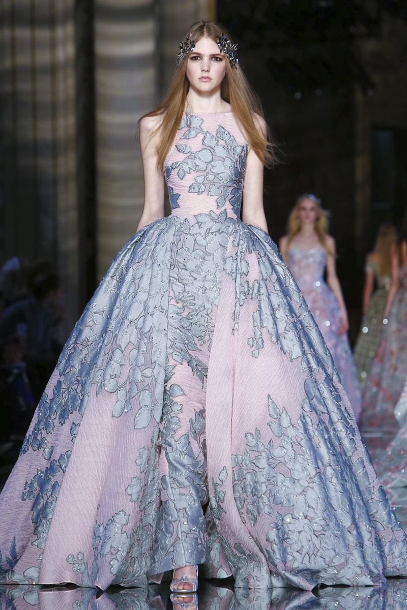 Zuhair murad spring summer 2016 haute couture couture for Buy haute couture