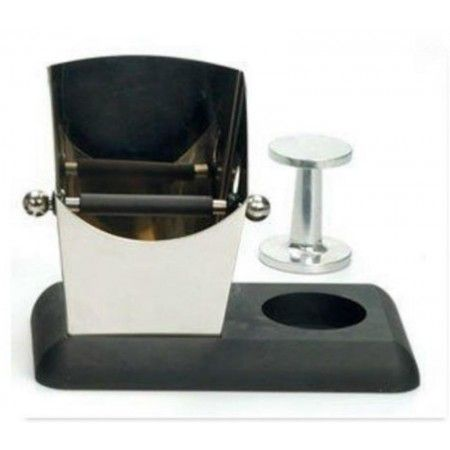 Coffee Shop Pro Knock Box for Espresso Tamper machine. stainless steel quality