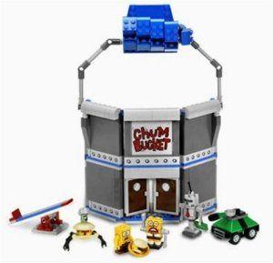 Lego Spongebob Squarepants Chum Bucket By Lego 219 90 Can