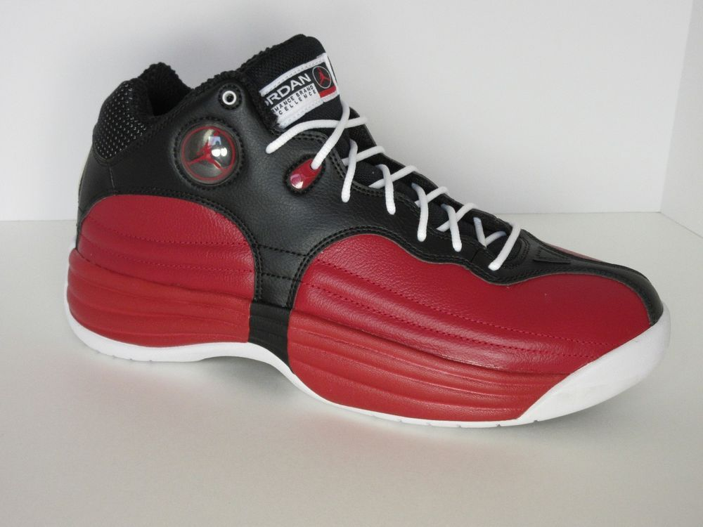 air jordan jumpman team 1 black and red