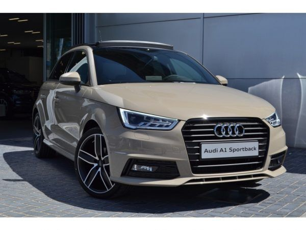 Audi A1 Sportback Mocha Latta Exclusive In 2020 Audi A1
