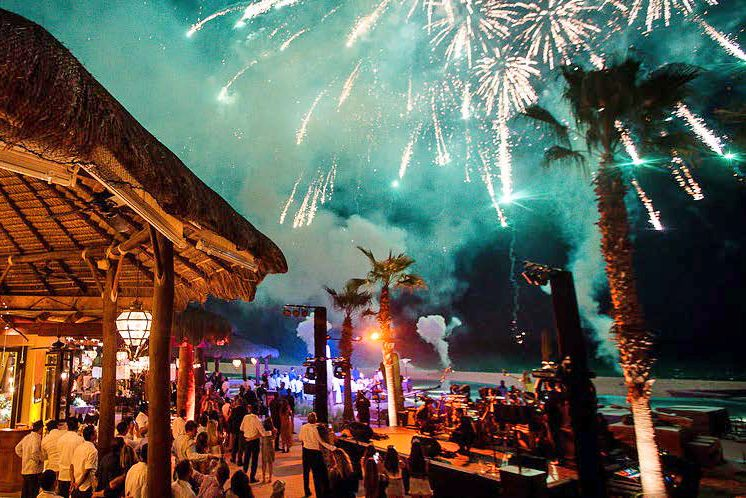 Ring in 2019 New Year's Eve Events in Cabo San Lucas