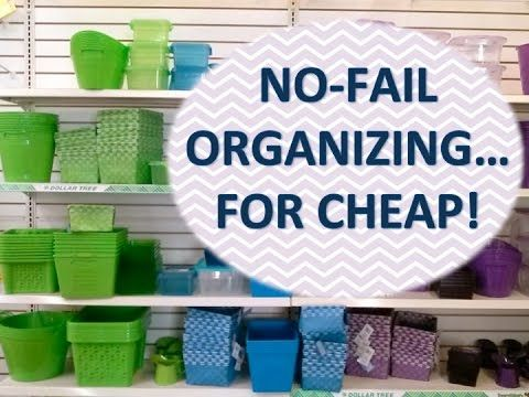 Organizing Process Using Dollar Tree Products Easy And Cheap Systems Cheap Organization Organization Storage House
