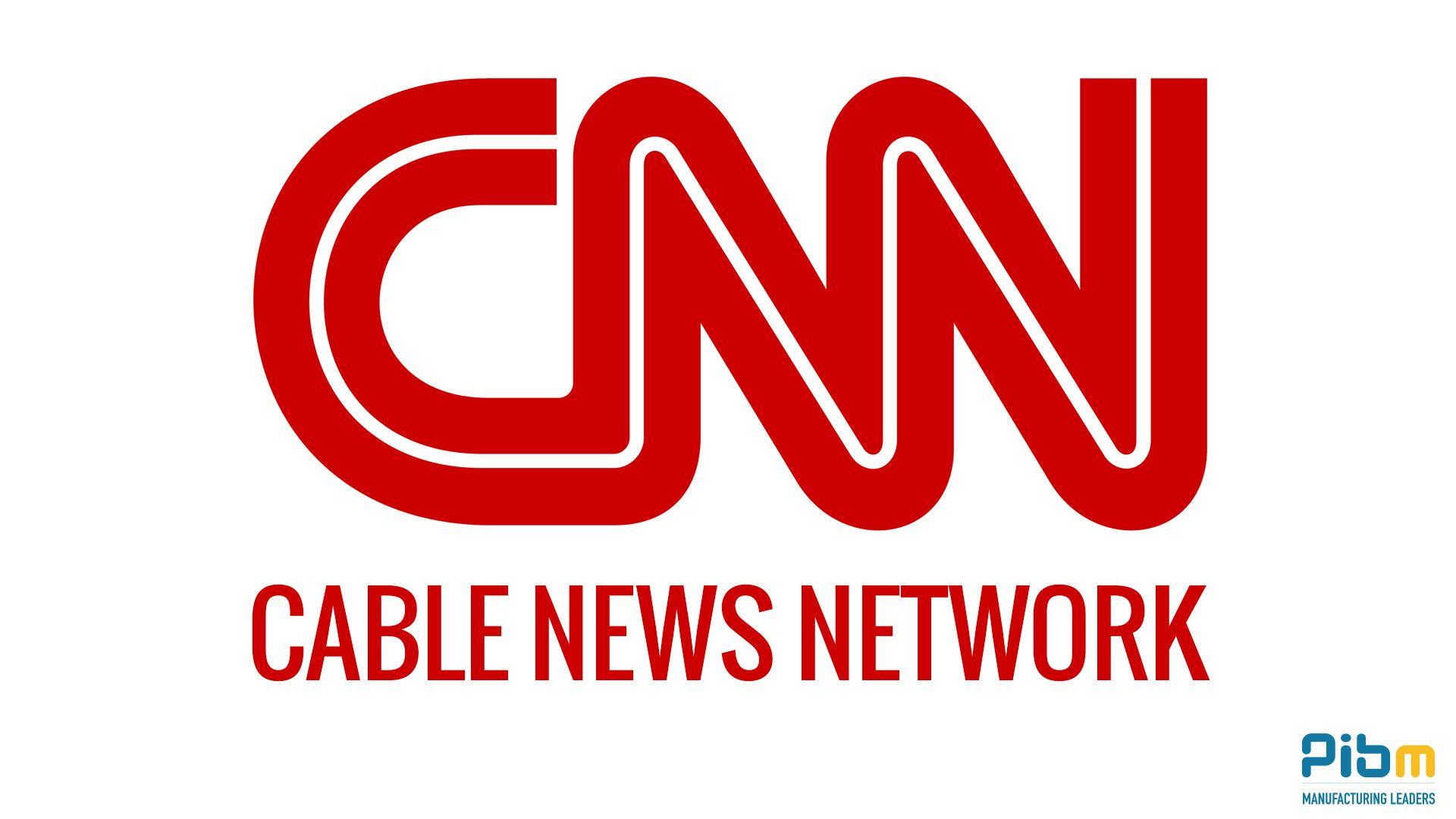 Cnn Is A 24 Hour American Cable News Channel So The Name Seems Appropriate Fake News Cnn Cnn International