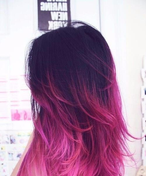 Fulfill Your Purple Dreams with These 50 Purple Ombre Hair Ideas – My New Hairst… – Amanda Rose