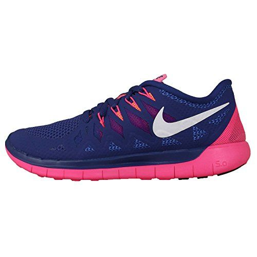 hot sale online 9441f a5d25 coupon code for nike free 5.0 sz 12 womens running shoes blue new in box  nike