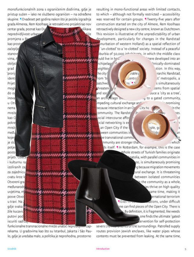 """Coffee later?"" by frecklegirl03 ❤ liked on Polyvore featuring Oris, Topshop, Maison Michel, Yves Saint Laurent and Martha Stewart"