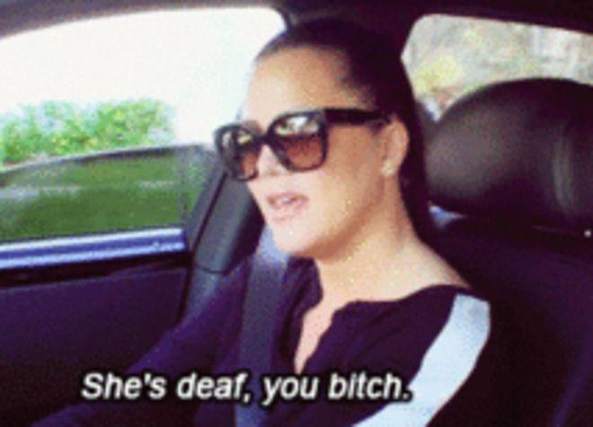 29 Of Khloe Kardashian S Best Moments Kardashian Memes Kardashian Funny Khloe Kardashian