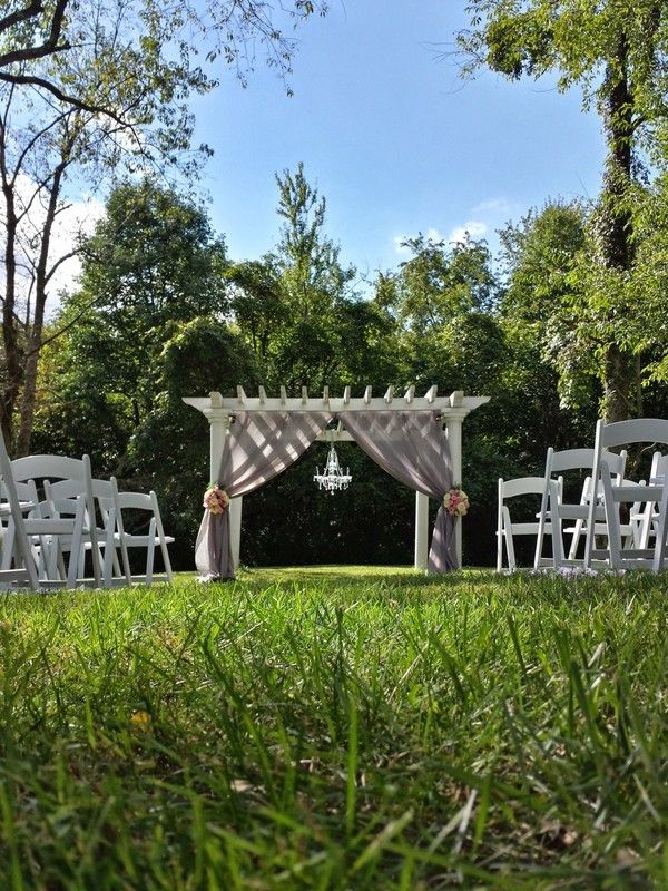 outdoor wedding ceremony sites in akron ohio%0A Cheers  u     Lakeside Chalet  Lancaster  OH