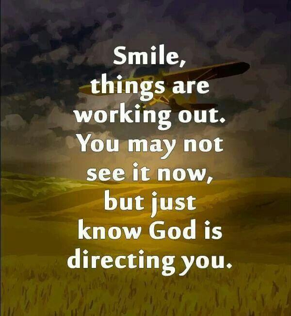 Smile.....
