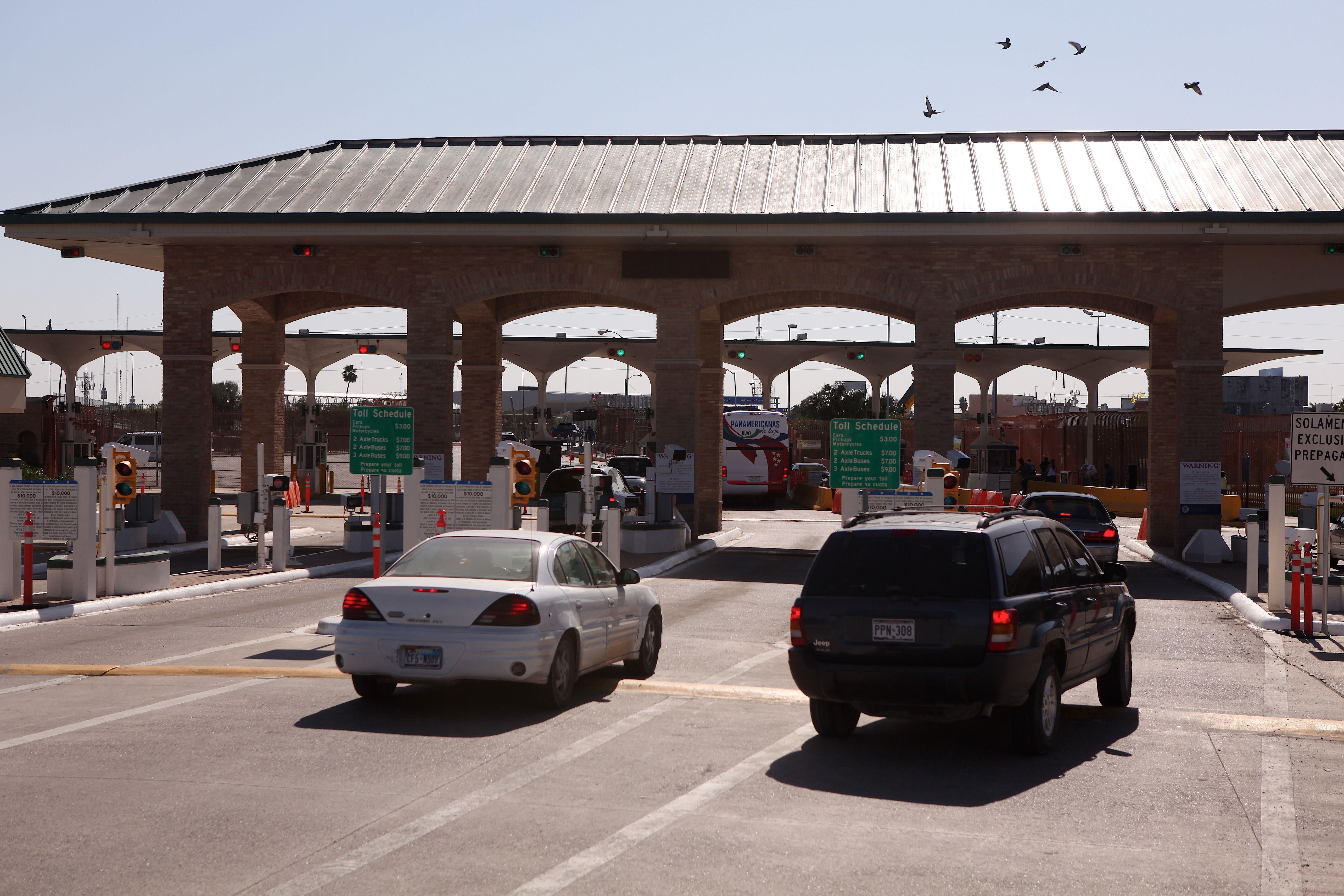 McAllen-Hidalgo International Bridge | City of McAllen - Bridge