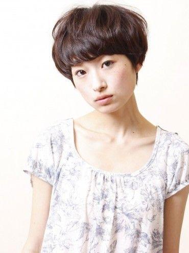 Cool Japanese Mushroom Hairstyle Hairstyles And Mushrooms Short Hairstyles For Black Women Fulllsitofus