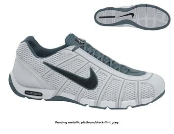 hot sale online 13a4f 9198e Nike Air Zoom Fencer Product  321088 - Breathable upper with seamless  lining construction. No