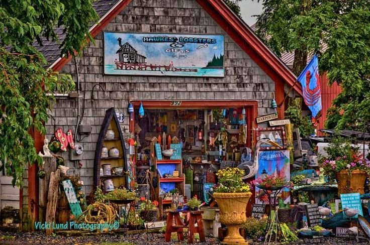 Hawkes lobster gifts great island harpswell maine