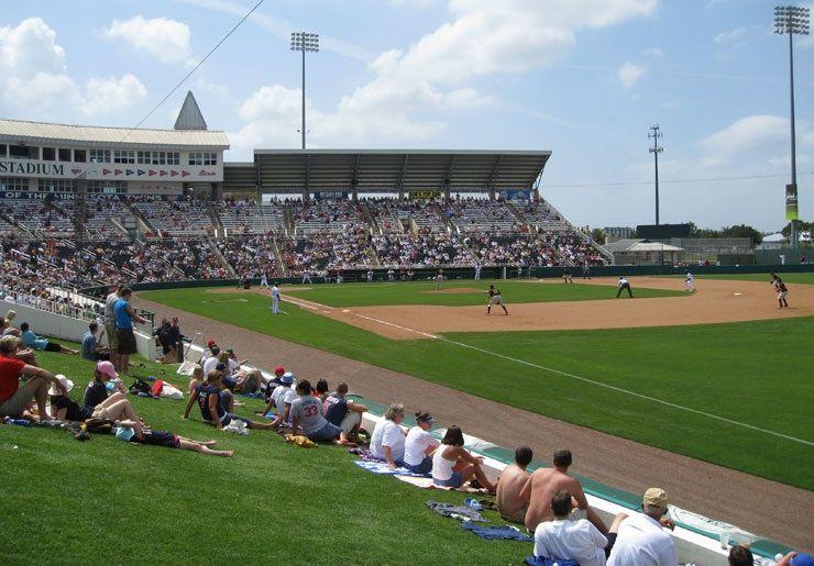 MINNESOTA TWINS formerly Hammond Stadium in Fort Meyers