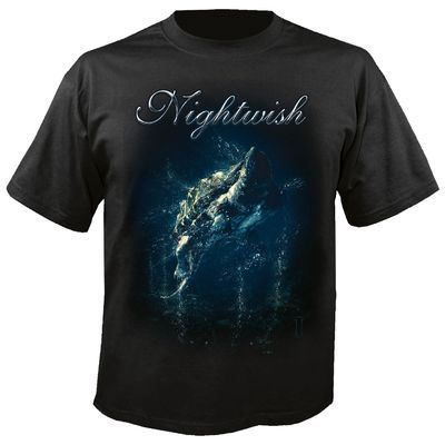Snapping Turtle, T-shirt - Nightwish