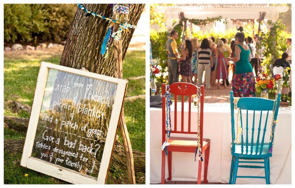 Outdoor Country Wedding Shower Ideas: Rustic Country Weddings - Real