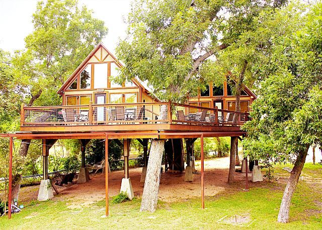Incroyable Central Texas Vacation Rentals | Best Texas Travel